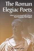 Roman Elegiac Poets