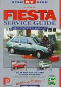 Ford Fiesta Service Guide & Owner's Manual