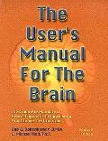 Users Manual for the Brain Powerpoint Overheads