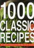 1000 Classic Recipes - Anness Publishing Staff - Hardcover