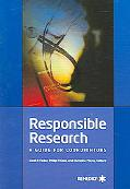 Responsible Research A Guide For Coordinator's