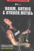 A-Z of Doom, Gothic & Stoner Metal