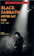 Black Sabbath Never Say Die  An Unofficial Publication