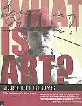 What Is Art? Conversations With Joseph Beuys