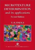 Microtexture Determination and Its Applications