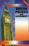 Contemporary British Politics and Government: Third Edition