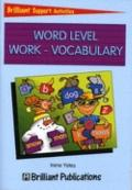 Word Level Work - Vocabulary