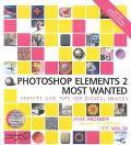 Photoshop Elements 2 Most Wanted Effects and Tips for Digital Images