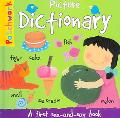 Picture Dictionary A First See-And-Say Book