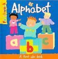 Alphabet A First ABC Book