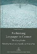 Rethinking Languages in Contact The Case of Italian