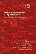 Logic, Navya-Nyaya and Applications: Homage to Bimal Krishna Matilal