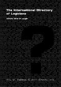 The International Directory Of Logicians