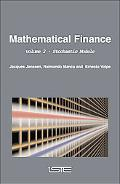 Mathematical Finance Stochastic Models