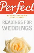 Perfect Readings for Weddings: All You Need to Make Your Special Day Perfect