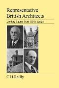 Representative British Architects