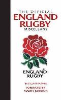The Official England Rugby Miscellany