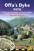 Offa's Dyke Planning, Places to Stay, Places to Eat; Includes 88 Large-scale Walking Maps