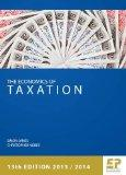 Economics of Taxation (13th Edition 2013/14) (Economics of Taxation (James & Nobes))