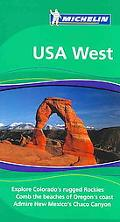 Michelin Travel Guide USA West
