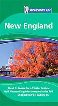 Michelin Travel Guide New England