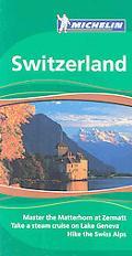 Michelin Travel Guide Switzerland