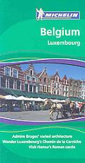 Michelin Travel Guide Belgium & Luxembourg