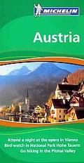 Michelin Travel Guide Austria
