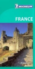 MICHELIN GREEN GUIDE FRANCE (Michelin Green Guide: France English Edition)