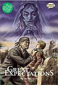 Great Expectations The Graphic Novel: Quick Text (American English)