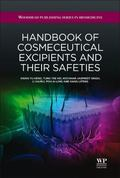 Handbook of Cosmeceutical Excipients