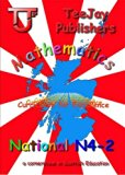TeeJay CfE Maths Textbook N4-2: National N4-2