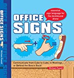 Office Signs Book