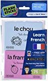 Flashsticks French Starter Pack Intermediate (Food & Drink)