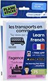 French Flashsticks Starter Pack Intermediate (Holiday & Travel)
