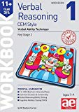11+ Verbal Reasoning Year 3/4 CEM Style Workbook 1