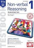 11+ Non-verbal Reasoning Year 3/4 Testbook 1: Standard Short Tests (11+ Non-Verbal Reasoning...