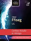 CBAC UG Ffiseg Canllaw Astudio ac Adolygu