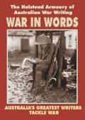 War in Words: The Halstead Armoury of Australian War Writing