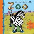 Zoo Animals Jigsaw Book