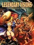 Legendary Visions : The Art of Genzoman