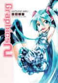 Hatsune Miku Graphics: Vocaloid Comic and Art Volume 2 : Vocaloid Comic and Art Volume 2