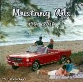 Ford Mustang Ads 1964 - 2011