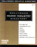 Hollywood Music Industry Directory Premier Edition 2004