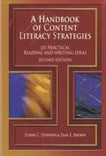 A Handbook of Content Literacy Strategies: 125 Practical Reading and Writing Ideas