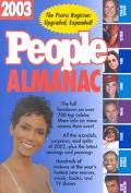 People Almanac 2003 - Editors of People Magazine - Paperback