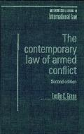 The Contemporary Law of Armed Conflict (Melland Schill Studies in International Law Series)