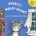 Nicky's Noisy Night Lift-The-Flap