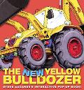 New Yellow Bulldozer Steve Augarde's Interactive Pop-Up Book!