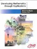 Developing Mathematics Through Applications